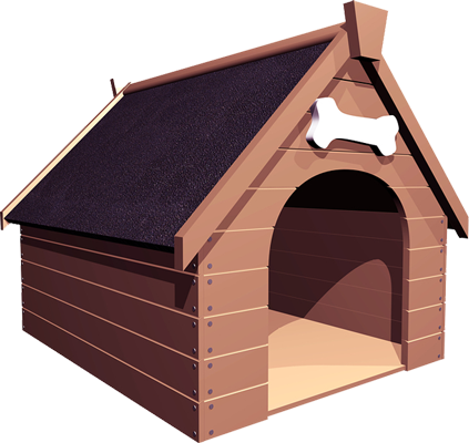 Dog House for All Dog Breeds